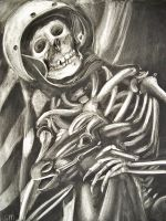 The Boney Rider by Shembre