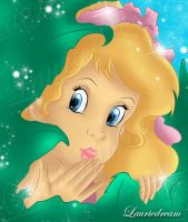 Little fairy by Laurine-Tellier
