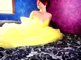 Dream and the Yellow Dress by sweet-gothic-dreams