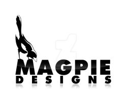 magpie by skater-monk