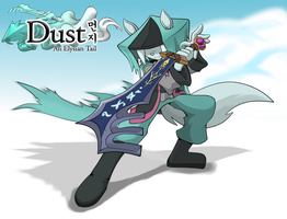 Dust: An Elysian Tail by BlindSnipeFreeLancer