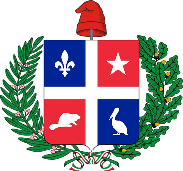 Arms of the Acadian Federation by Keperry012