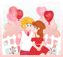 .:Made for each other:. by CloTheMarioLover