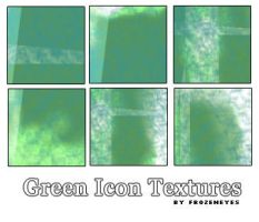 Green Icon Textures by AlenaJay