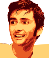 David Tennant by MicheeMee
