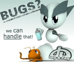 Who can handle BUGS? by Councilor