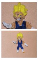 Majin Vegeta by fuzzyfigureguy