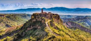Civita di Bagnoregio by roman-gp
