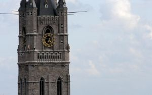 Gent Belfry by Cre8ivMynd
