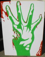 L4D Hand by 13anana
