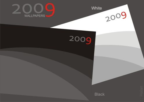 2009 Wallpapers by halanprado