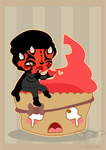Darth Maul kawaii by iveinbox