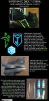 Ingress Shoe Tutorial by KyleTheHobbit