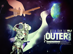 Outer Space's man by Noysi