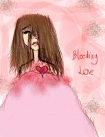 Bleeding Love by Number-14