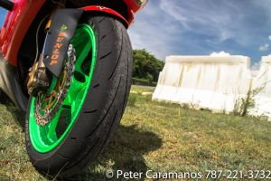 Motorcycle and Brembo Calipers by Caramanos2000