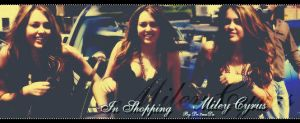 Miley In Shopping by Dr-7maDa