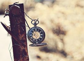Stealing Time by Peterix