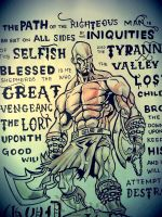 god of war by BhavikVyas