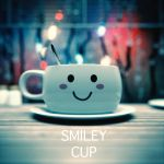 Smiley cup by IkyuValiantValentine