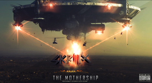 Skrillex Album Cover Concept by OfficialRated