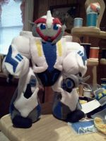 TFP Smokescreen with relic by xWidespreadPanicx