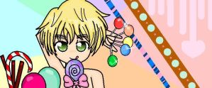 Candy Candy (England Hetalia) by chubbybunny921