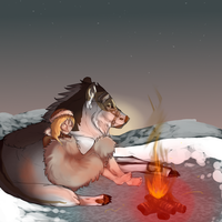 Rite of Fortitude: Safe for now by toskurra