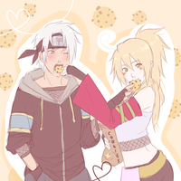 JunKoe cookie love C: by BayneezOne