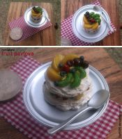 Miniature: Fruit pavlova by fiat500S