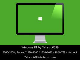 Windows RT by Taiketsu0099 by Taiketsu0099