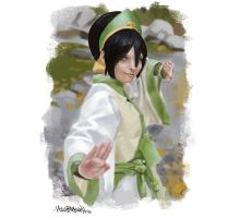 toph by NilesRockwell
