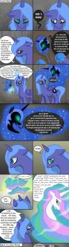 Descent into Madness: Luna by Inkypad