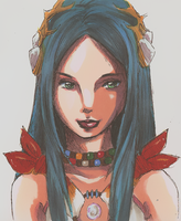 Yeul Sketch by Paizy