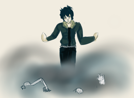 In Which Nico Raises the Dead by penguin2116