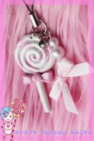 Sweet Lolipop Charm by CandyStripedCafe
