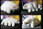 another water bear plushie by Banvivirie