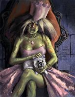 The Most Wicked Witch of All. by bfowler