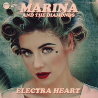 Marina And The Diamonds - Electra Heart by LoudTALK