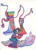 i DUNNO WAT IT IS - by artsy13 by psychedelics