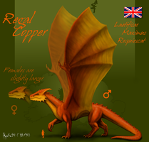 Regal Copper by Kalia24