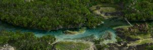 Velvet River Valley by curious3d