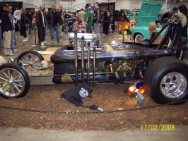 2008 Car Show - Dug Up by TaintedTamer
