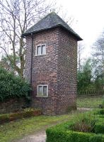 Dovecote and Garden 2 by RayvenStock