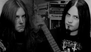 Shagrath and Varg by ElinaR