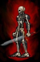 Undead Soldier by Darkond2100