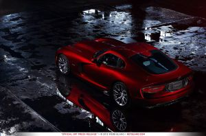 2013 SRT Viper GTS 12 - Press Kit by notbland