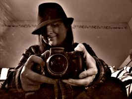 me and a camera by millie369