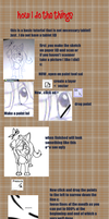Lineart on SAI Tutorial part 1 by ziperchan
