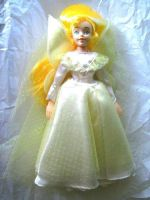 don bluth  fairytale doll thumbelina  FOR SALE by shesxmagic